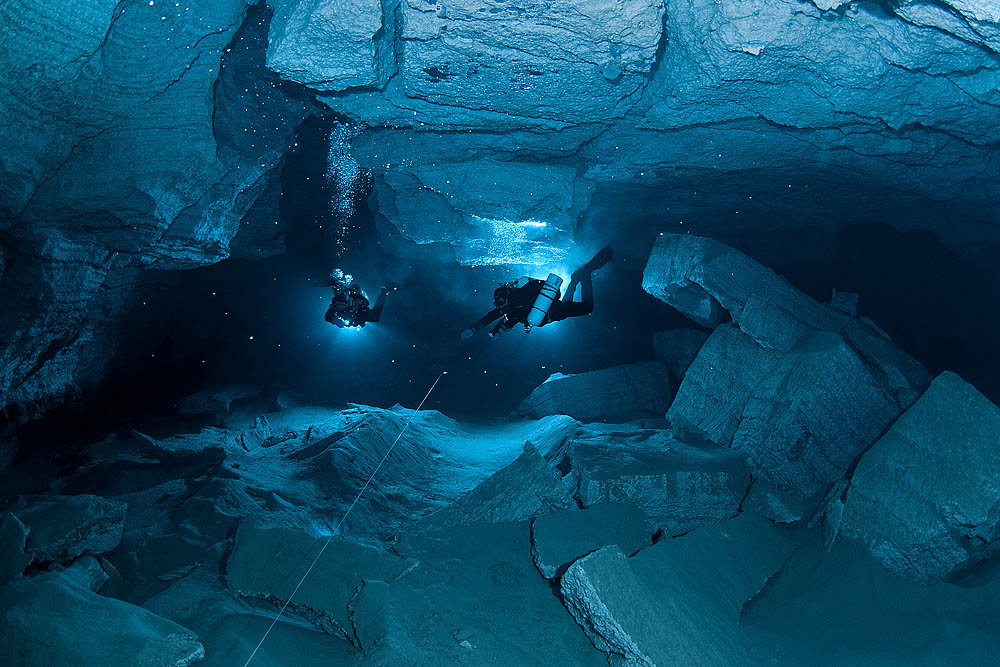 Orda Cave cave diving